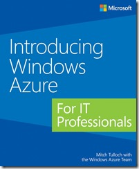 Intro to Windows Azure
