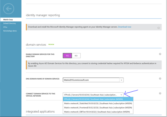 Azure Active Directory Domain Services – cloud and